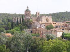 Monasteri de les Santes Creus - Ruta del Císter