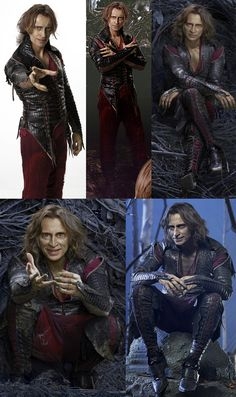 Once Upon a Wardrobe - Rumplestiltskin Seasons 1 and 2 Outfits