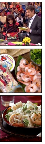 Hungry Girl Shrimp Fettuccine -eat the whole recipe for 210 cals! It's a nice big plate of food too. :) Hungry Girl Shrimp Fettuccine -eat the whole recipe for 210 cals! It's a nice big plate of food too. Healthy Dishes, Healthy Snacks, Healthy Eating, Healthy Recipes, Diabetic Recipes, Fettucine Alfredo, Shrimp Fettuccine, Shrimp Pasta, No Calorie Foods