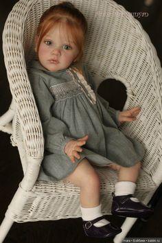 Волшебной красоты девочка реборн Mattia от Анны Арутюнян / Куклы Реборн: изготовление своими руками, фото, мастера / Бэйбики. Куклы фото. Одежда для кукол Reborn Child, Reborn Doll Kits, Reborn Toddler Dolls, Reborn Babies, Baby Doll Strollers, Baby Furniture, Pretty Baby, Ooak Dolls, Kid Beds