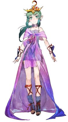 Tiki from Tokyo Mirage Sessions ♯FE