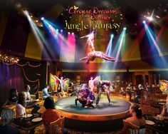 cirque dreams norwegian epic