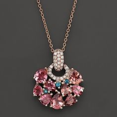 Pink Jewelry, Luxury Jewelry, Jewelry Art, Diamond Jewelry, Antique Jewelry, Jewelry Accessories, Jewelry Design, Jewellery, Roberto Coin
