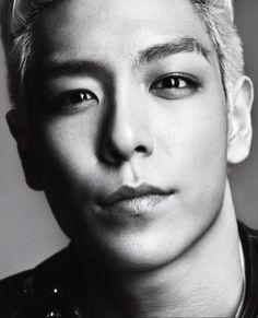 sexy black and white | #BigBang #TOP
