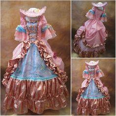 >> Click to Buy << 2017 New!Luxs Vintage Costumes Victorian Dresses 1860s Civil War Southern Belle dress Marie Antoinette dresses US4-36 C-774 #Affiliate