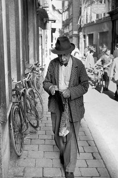 Henri C-Bresson '53 Salzburg