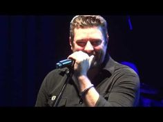 I am so HAPPY our Chris Crazy friends overseas got to see Chris :) Chris Young - I'm Comin' Over live
