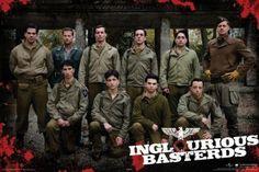Inglourious Basterds - Group Poster Print (24 x 36) - Item # NMR24797 - Posterazzi