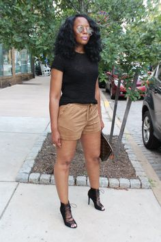 Classy Outfits, Chic Outfits, Fashion Outfits, Black Girl Fashion, Look Fashion, Casual Street Style, Casual Chic, Spring Summer Fashion, Spring Outfits