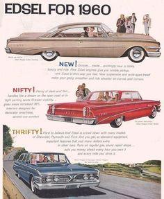 Edsel for 1960
