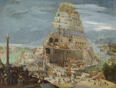アベル・グリマー (Abel Grimmer)「バベルの塔 (Tower of Babel)」