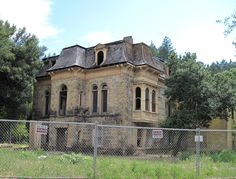 seeing old homes abandoned like this makes me wonder what the original owners would think if they saw their once grand home in such disrepair.