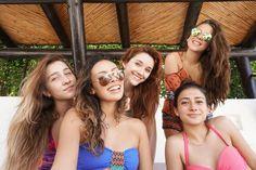 Bestfriends, Bikinis, Swimwear, Victoria, Celebs, Fashion, Happiness, Stars, Bands