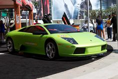 """""""Lamborghini on Display at E3"""" Via richcz3."""