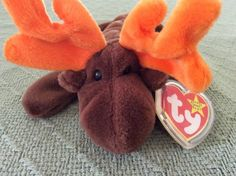 Your place to buy and sell all things handmade Valuable Beanie Babies, Beanie Babies Value, Rare Beanie Babies, Princess Diana Beanie Baby, Childs Play Chucky, Chocolate Moose, Baby Messages, Baby Wish List, Pokemon Plush