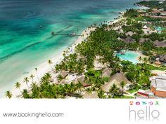 EL MEJOR ALL INCLUSIVE AL CARIBE. ¿Sabías que República Dominicana cuenta con la segunda línea costera más larga del Caribe? Más de mil 609 kilómetros, hacen que sus playas se conviertan en sitios perfectos para los deportes acuáticos. Tú y tus amigos podrán practicar wind surfing, surf e incluso, boogie boarding, entre otros. En Booking Hello, te invitamos a adquirir tu pack all inclusive a este fantástico destino, para disfrutar de unas vacaciones llenas de aventura. #BeHello