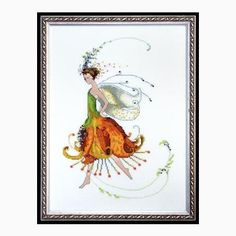 Pixie Couture Collection - Tiger Lily