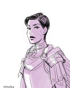 Reyna with a pixie cut