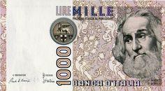 1000 Italian Lire: Marco Polo ( a )