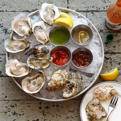 """Even though oyster farming means oysters are good to eat year-round—not just in months ending in """"r""""—today is the traditional start of oyster season. Here, the best ways..."""