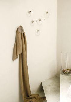 bulb coat hooks