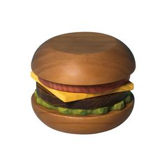 HAMBURGER COASTERS Stax | RIVERS-STORE