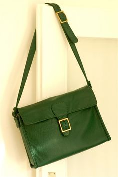 grüne Tasche von www.taschenmachen.de
