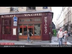 Video Tour of the Ile-Saint-Louis - Paris - YouTube One of the central locations for my novel, and my favorite location in Paris!
