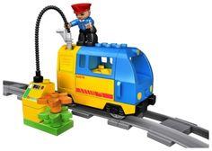 LEGO Duplo 5608 Поезд - Начальный набор