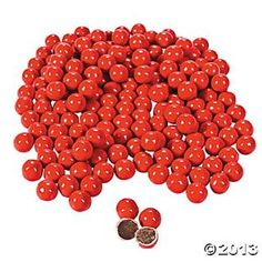 Red Chocolate Candies - Oriental Trading