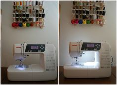 LED like kit for a sewing machine. It's awesome!