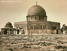 La poca importancia que tenía para los musulmanes lo documentan las fotos 1875