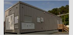 Containerized mobile labs. Photo: Germfree Labs