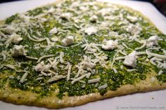 salmon-and-goat-cheese-on-arugula-pesto PIZZA