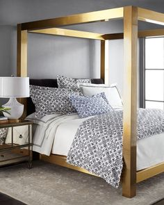 Just What Does a $48K Canopy Bed Look Like Anyway? | Apartment Therapy