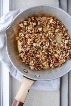 granola express | express granola (ready in 10min!)