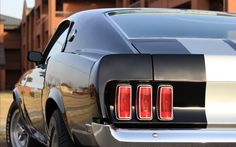 1969 Ford Mustang Fastback (Daily Driver)