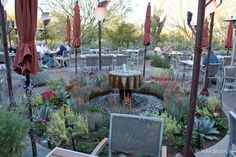 Gertrude's at the Desert Botanical Garden in Phoenix