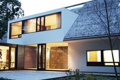 adding a flat roof 2nd floor extension to a pitched roof house - Google Search