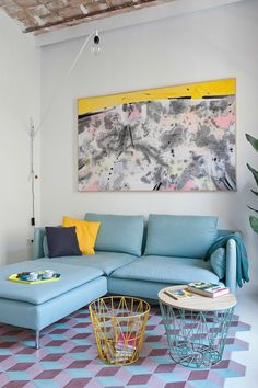 Renovación de apartamento centenario. Decoración hogar, Decoralia.es