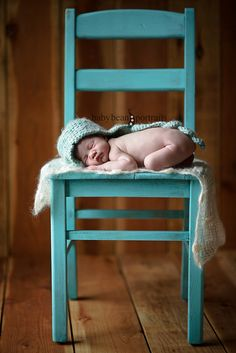 Baby Bean Portraits