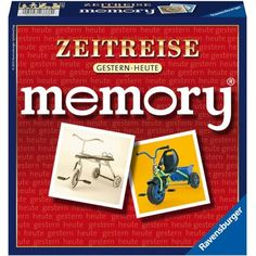 Zeitreise Memory von Ravensburger - http://www.paulschreibt.de/zeitreise-memory-von-ravensburger/