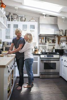 Where We Cook: Caroline & Jeffrey's Elegant California Kitchen