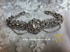 www.vintageraven.co.uk handcrafted bespoke bridal accessories
