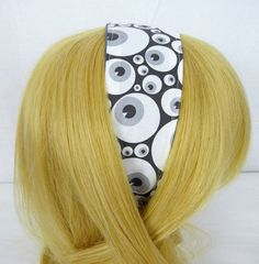 Eye Headband by DisturbinglyAdorable on Etsy