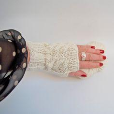Pulsvanter - Happy Knitting AS Knit Patterns, Knitting, Threading, Knitting Stitches, Tricot, Knitting Patterns, Stricken, Knit Stitches, Knitwear