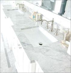 White Granite Countertops That Look Like Marble Glacier White ...