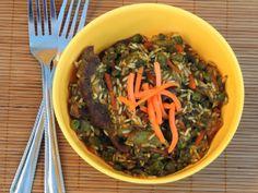www.theseasoned-chef.blogspot.com  The Seasoned Chef : Beef Skillet Stir Fry #stirfry #paleo #glutenfree