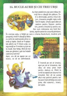 52 de povesti pentru copii.pdf - Documents Early Education, Preschool Activities, Kids And Parenting, Ursula, Alphabet, Kindergarten, Alice, Fictional Characters, Writers