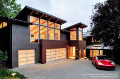 Stunning Waterfront Mercer Island Residence By George Daniel Wittman Architects